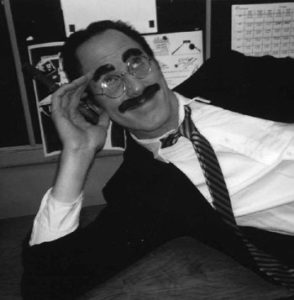 groucho marx celebrity impersonator