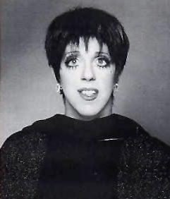 liza minelli celebrity impersonator