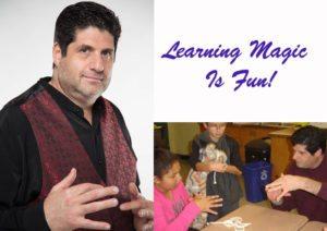 magic classes for kids