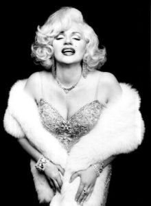 marilyn monroe celebrity impersonator