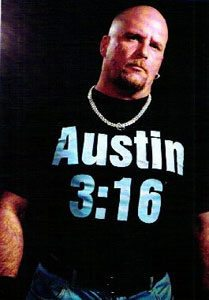 stone cold steve austin celebrity impersonator