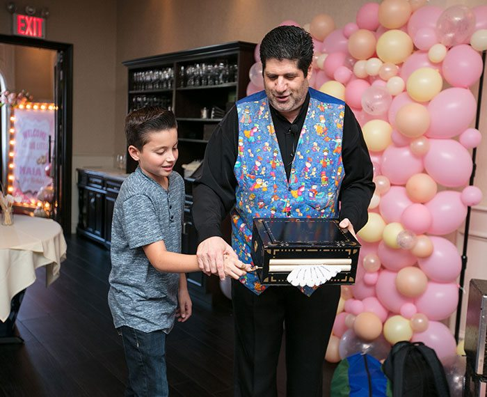 Finding the Right Magician for Your Party